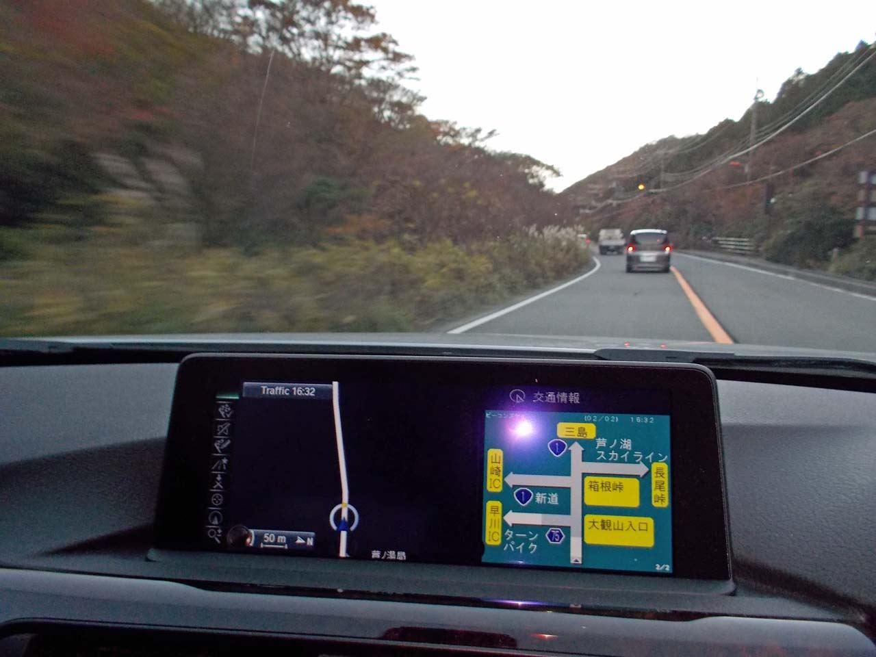 道 渋滞 新 情報 箱根