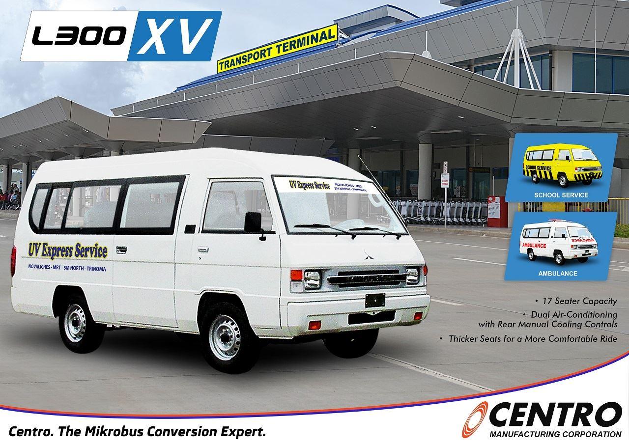 「Centro's Mitsubishi L300 XV : Philippine ・・・・」アクア ASX ...