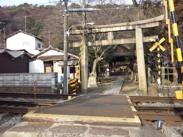 逢坂山トンネルと周辺を見てまわ...