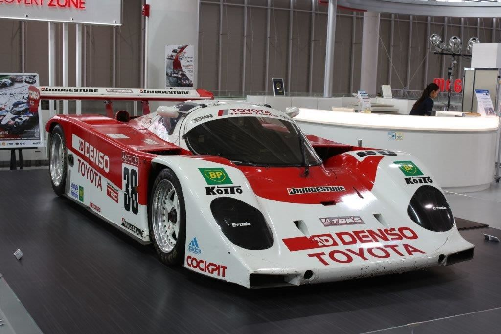 Toyota 89CV @MEGA WEB 」Disco-...
