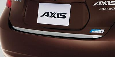 AXIS専用バックドアモール