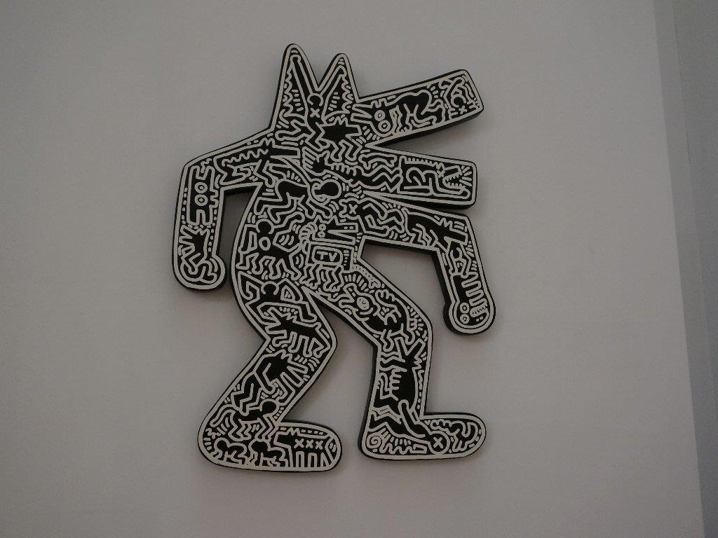 今年のgw 中村キース へリング美術館 おさる320のブログ おさる320のページ みんカラ