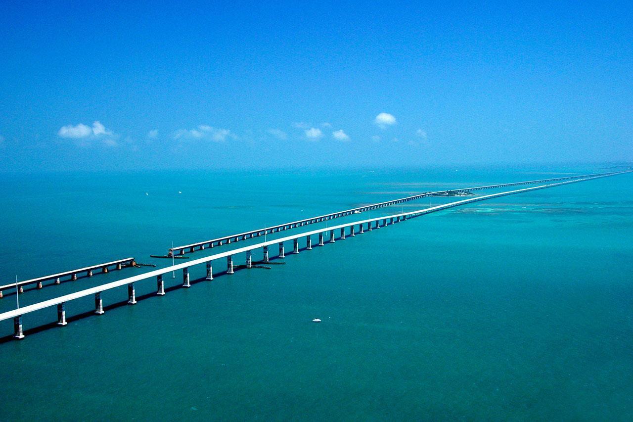 フロリダ旅行 2日目 セブンマイルブリッジとキーウエスト 前半」-上村 ...