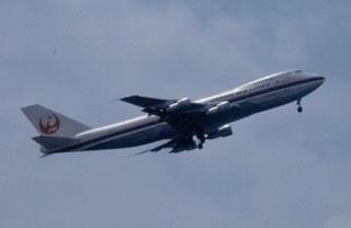 日本航空(JAL)123便墜落事故