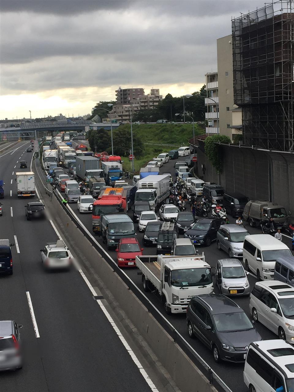現在 保土ヶ谷 バイパス 渋滞