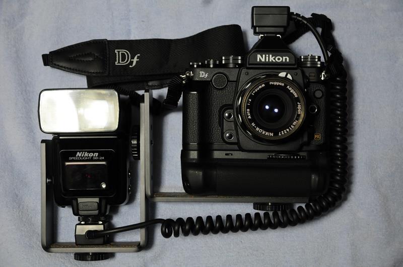 「ニコンDfを使えるカメラに自分流にアレンジ。 」あだっち ...