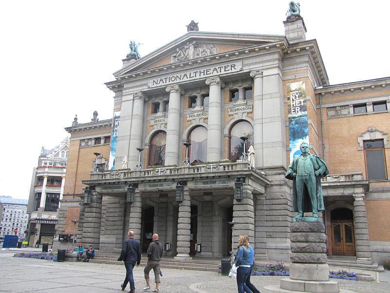 オスロ 国立劇場
