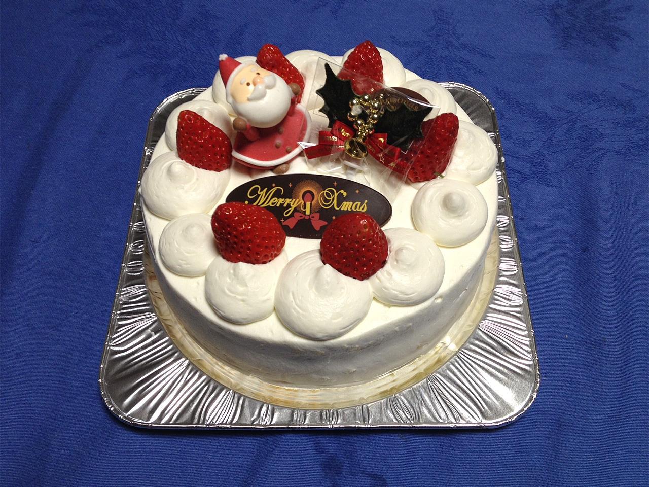 モリコット(Moricots)クリスマスケーキ