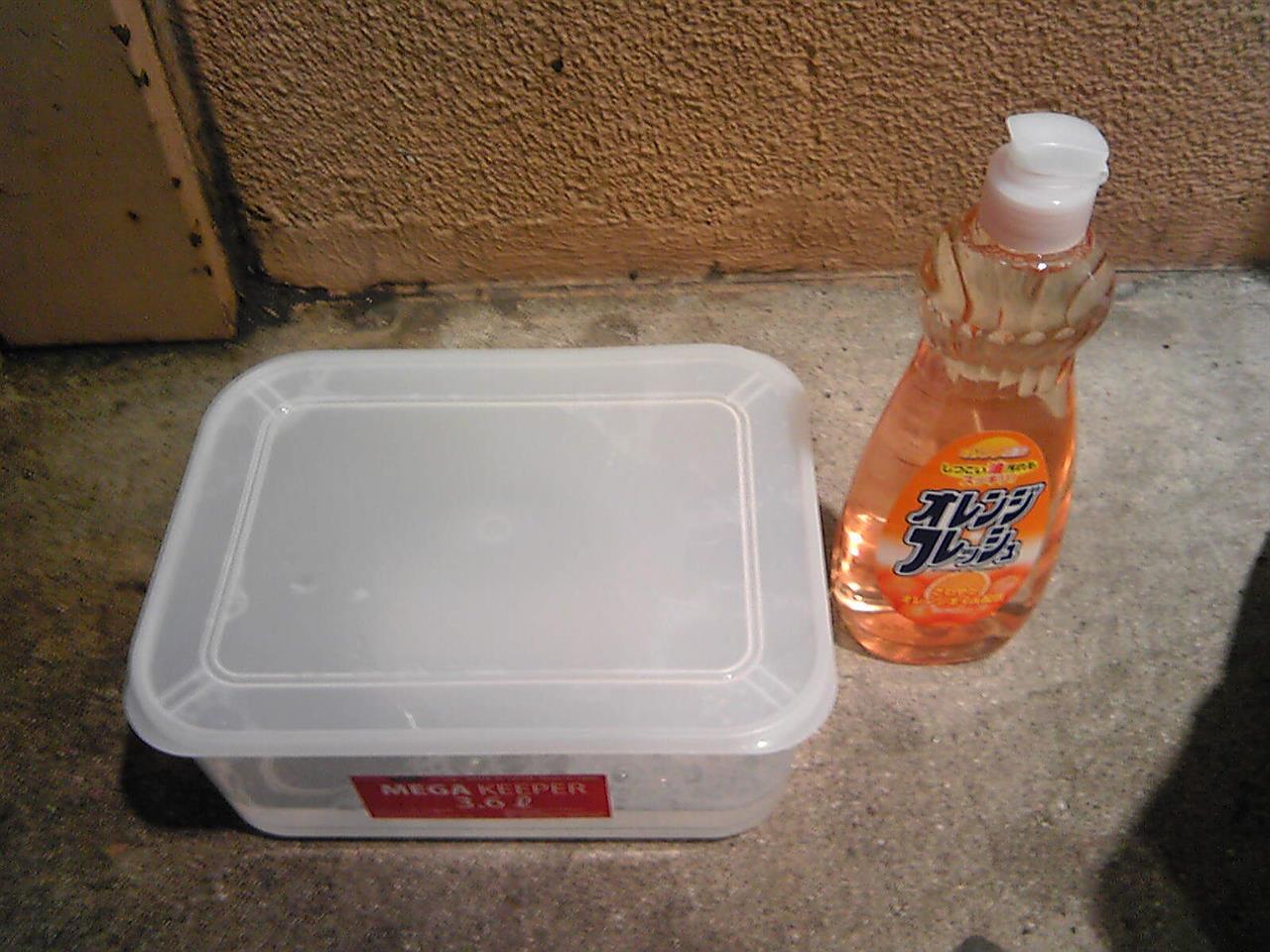 用 洗車 洗剤 食器