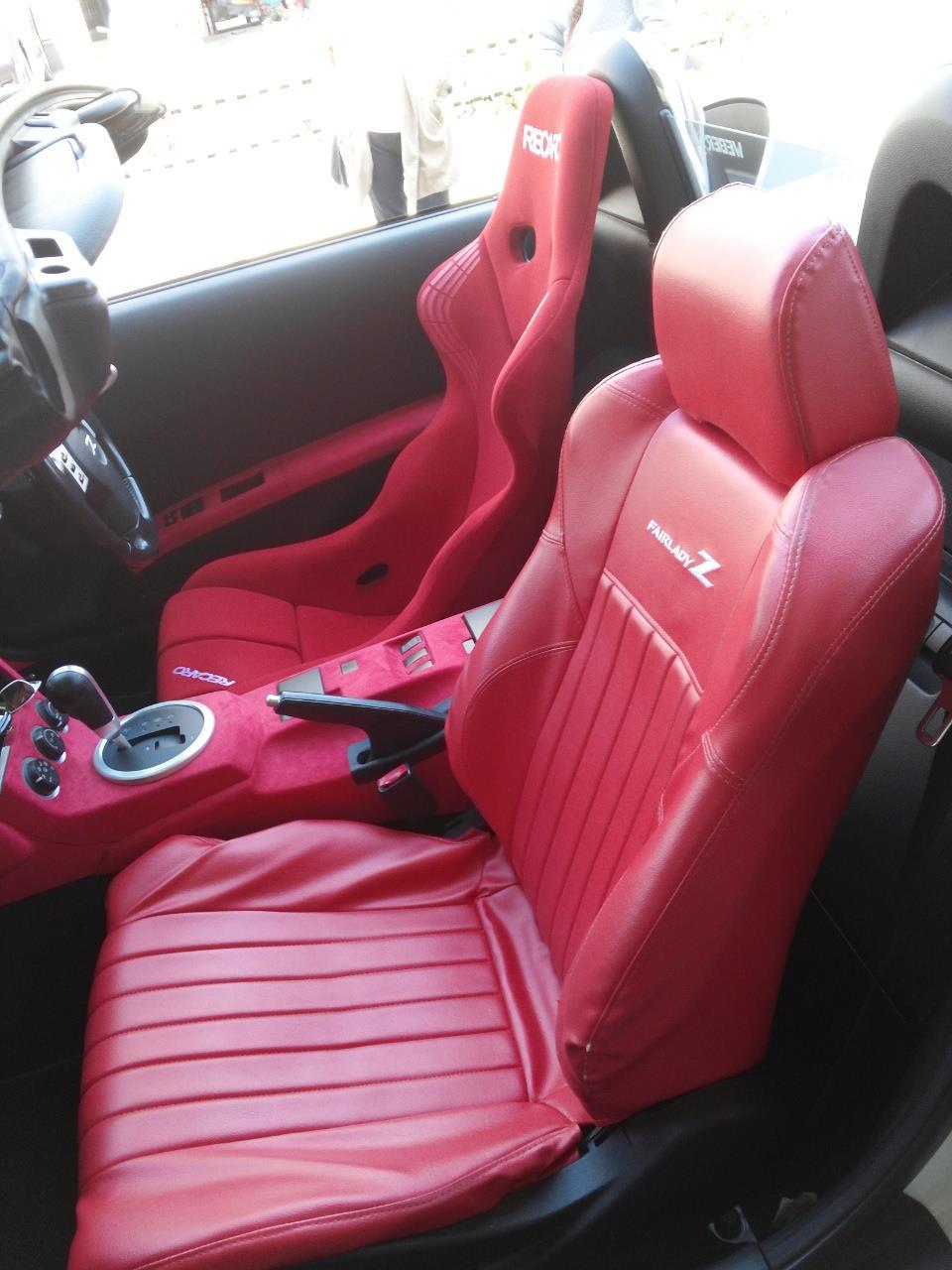 フェアレディ Z33 ロードスター RECARO RS-G