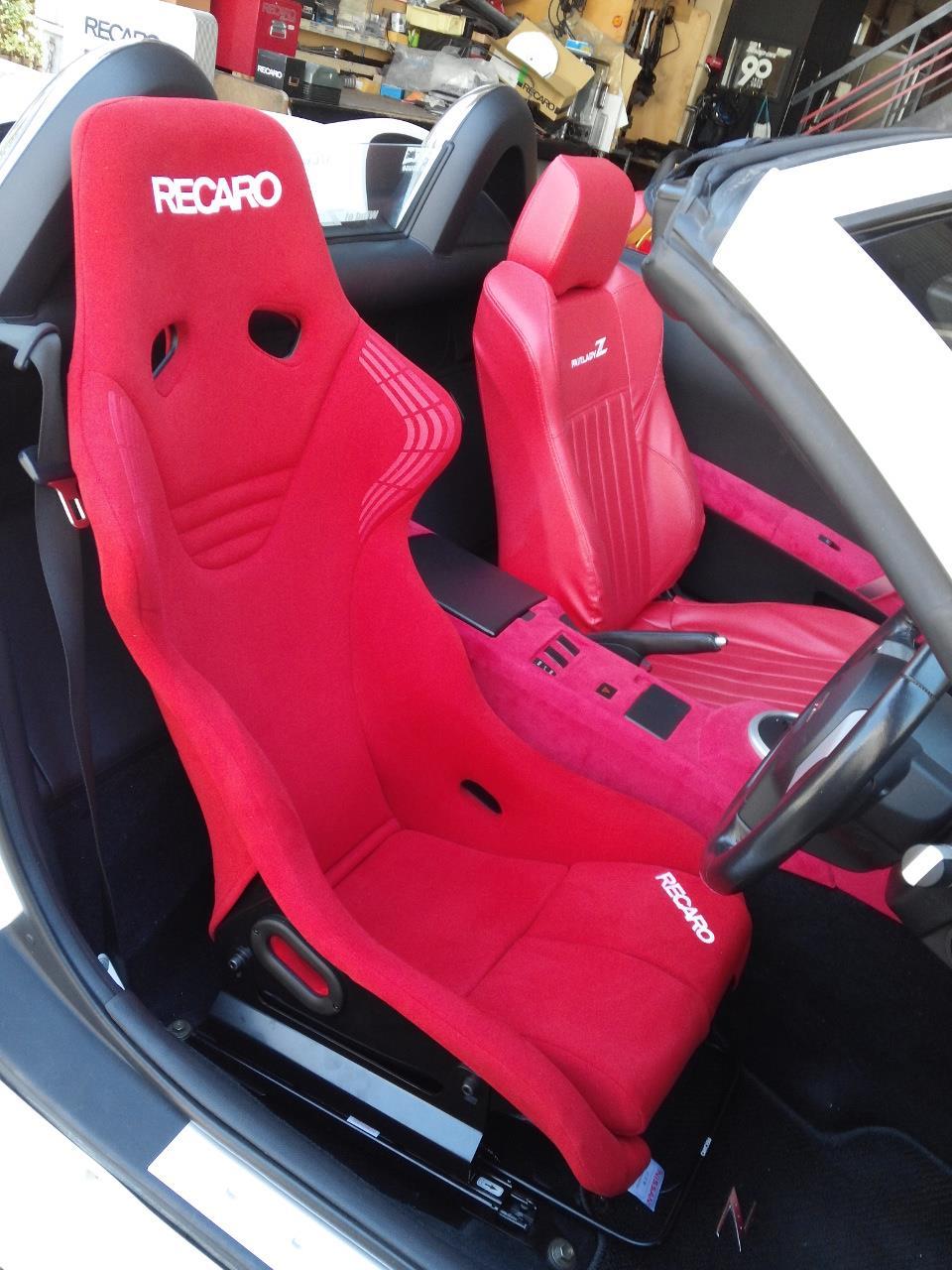 フェアレディZ33ロードスター RECARO RS-GS