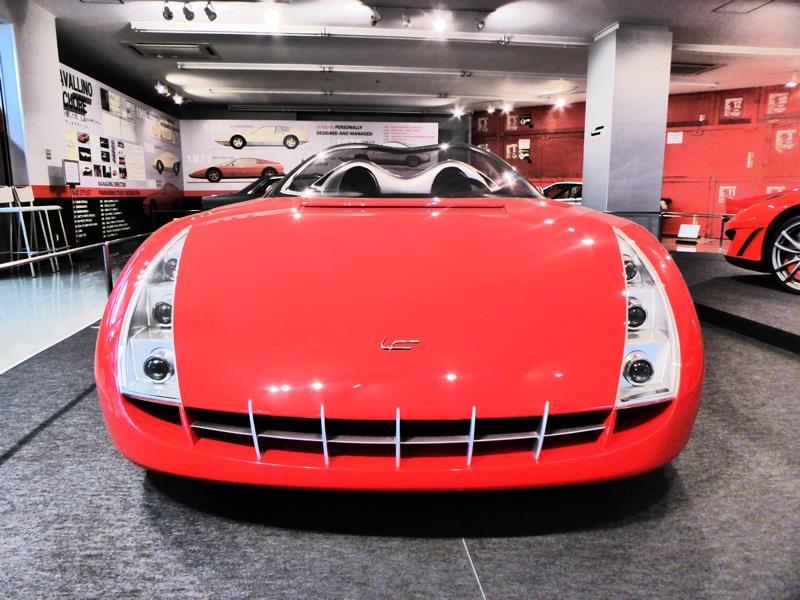憧れのコンセプトカー」Rosso500...