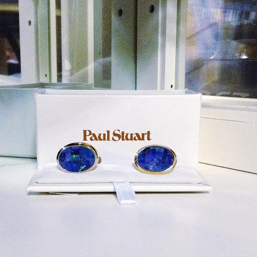 Paul Stuart(ポール・スチュアート)カフスボタン