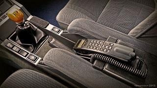 初めての携帯 自動車電話はダイ...