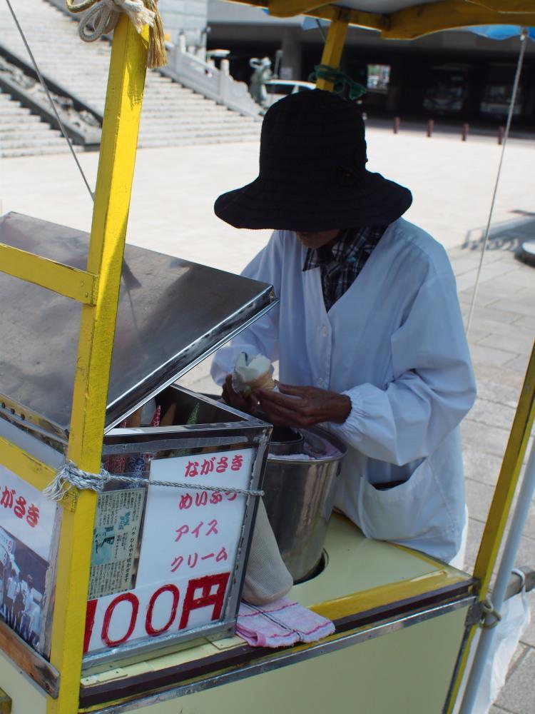 長崎市 ちりんちりんアイス