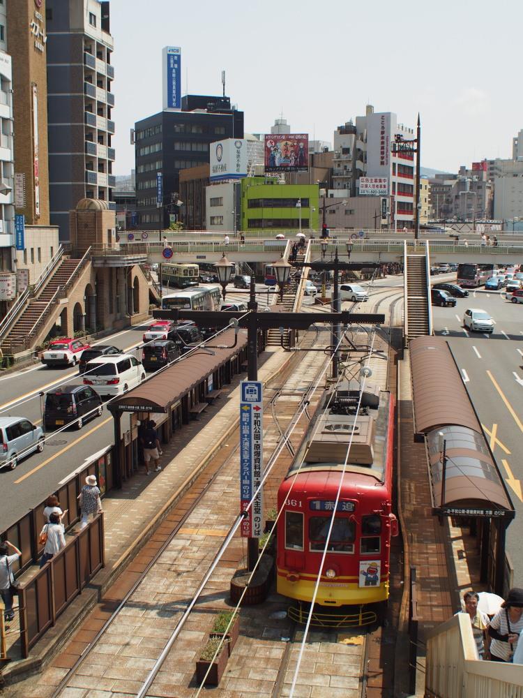 長崎市 路面電車