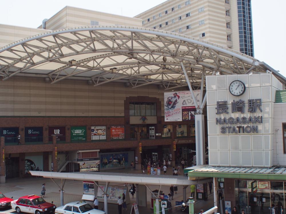 JR長崎駅①