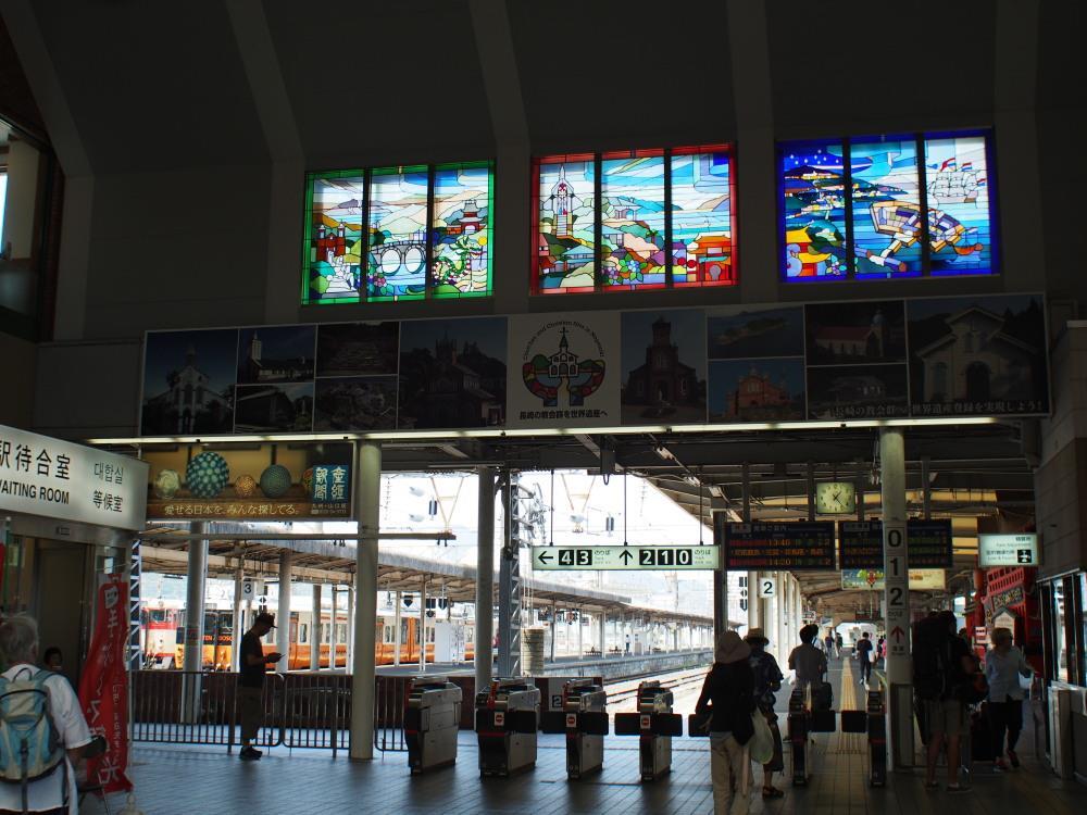 JR長崎駅②