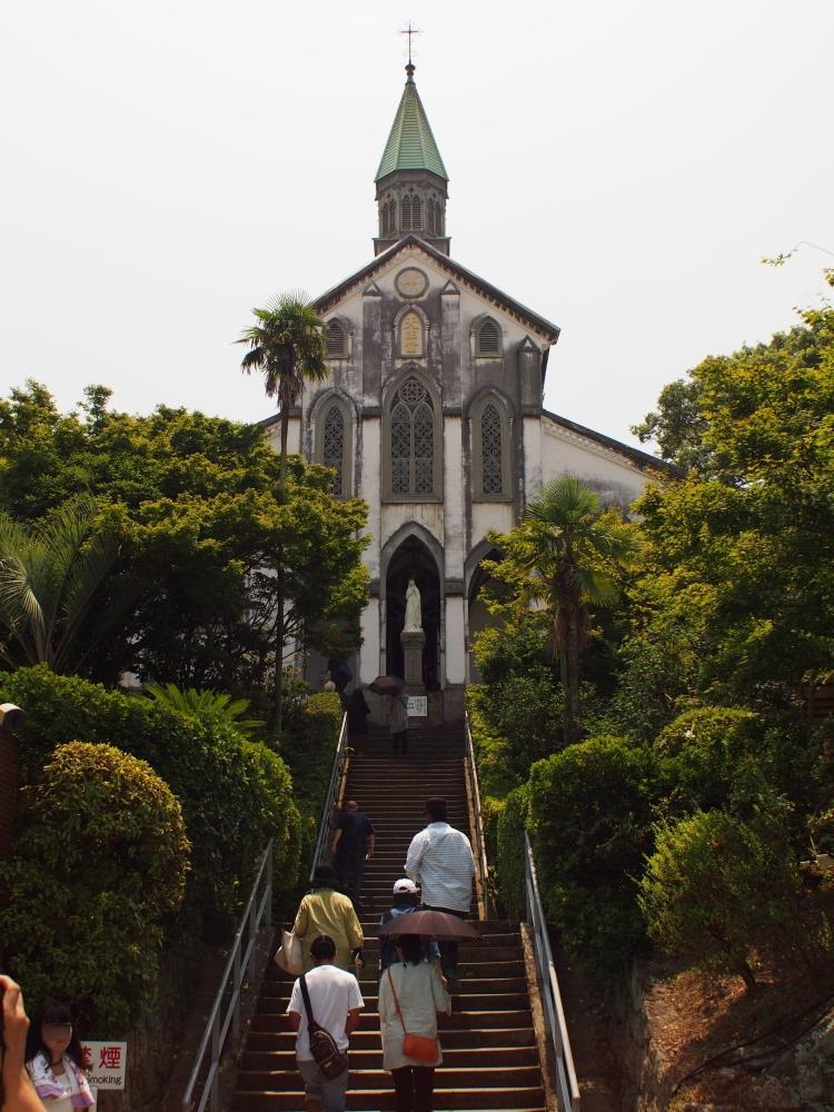 長崎市 大浦天主堂