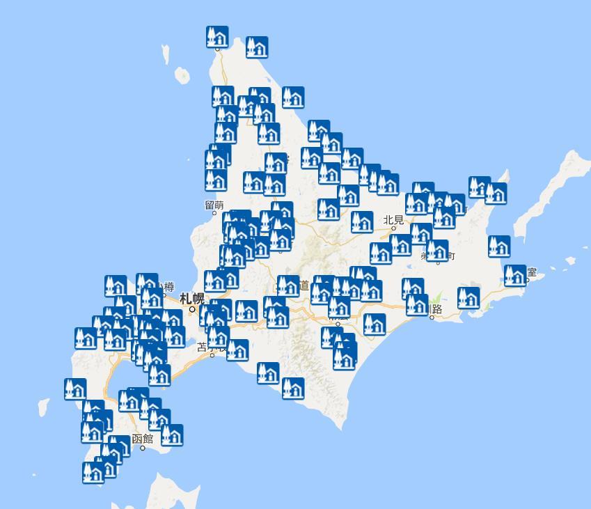 北海道 みち の えき