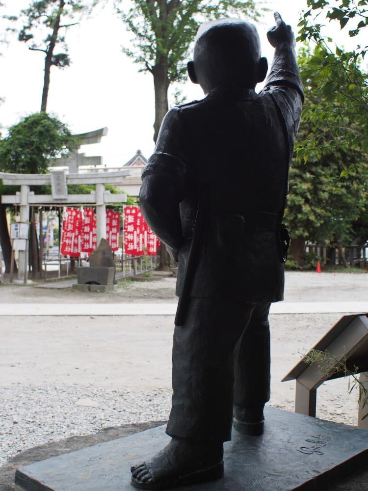 JR常磐線 亀有駅 亀有香取神社⑥