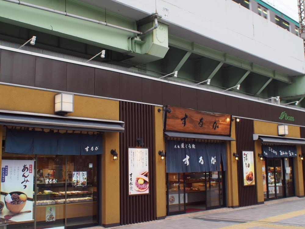 JR常磐線 亀有駅 南口 するが①
