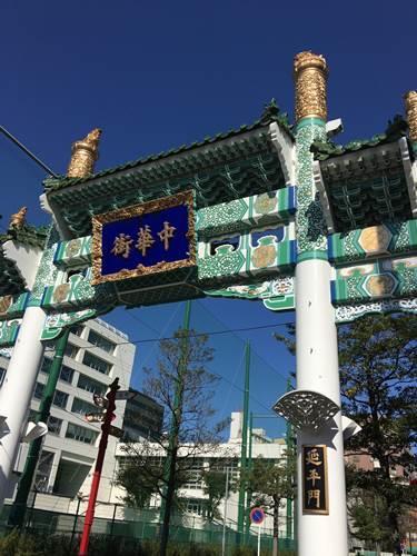 INGRESSとPOKEMON GOをしながら中華街へ\(^o^)/