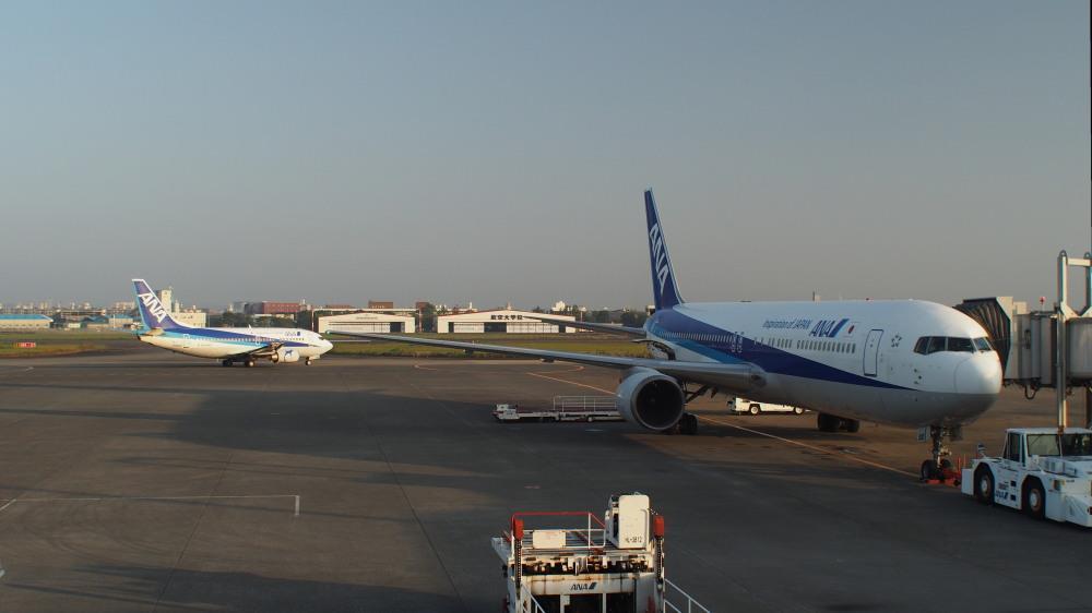 宮崎空港 ANA602①
