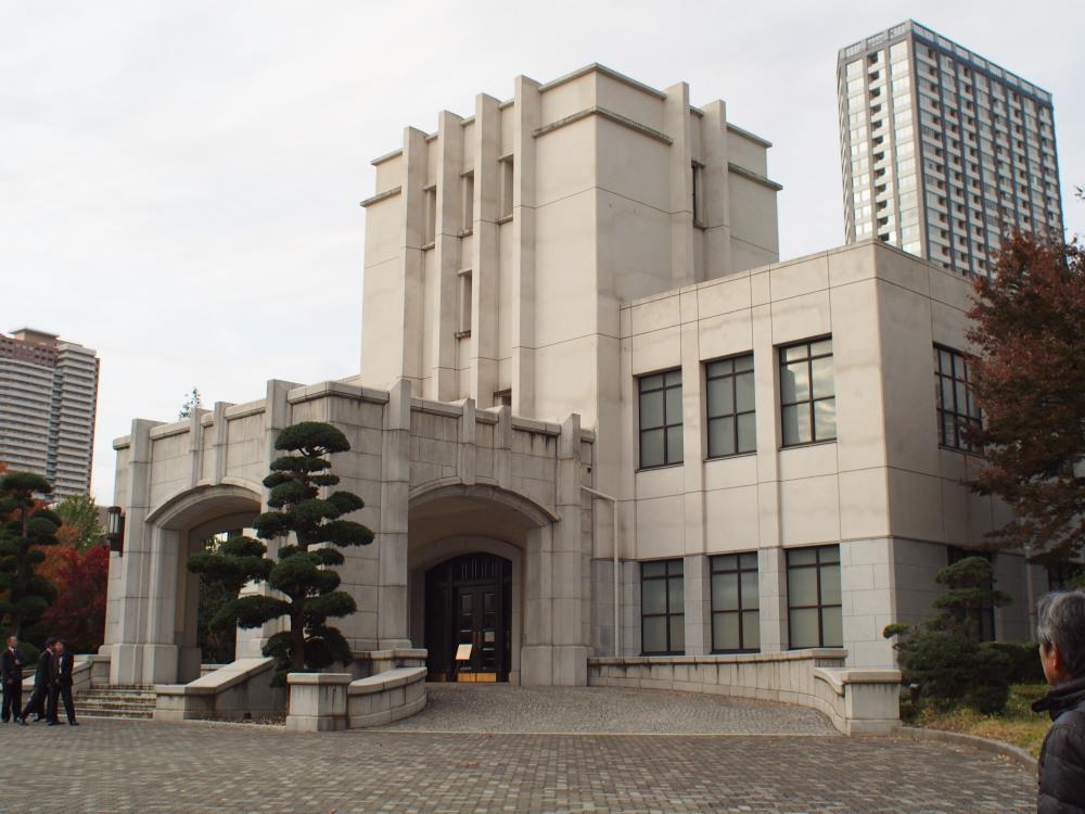防衛省 市ヶ谷地区見学ツアー 市ヶ谷記念館①