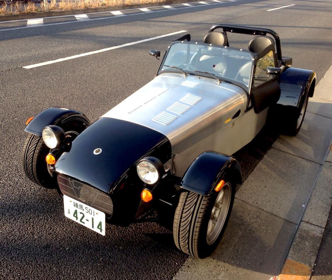 Caterham Seven ROADSPORT 300」試乗」Yoshinaのブログ | Yoshinaの愛車日記