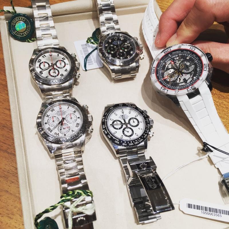 quality design ff0d7 d15e5 素晴らしい時計達」Senna@くるまとばいくのブログ   Sennaの ...