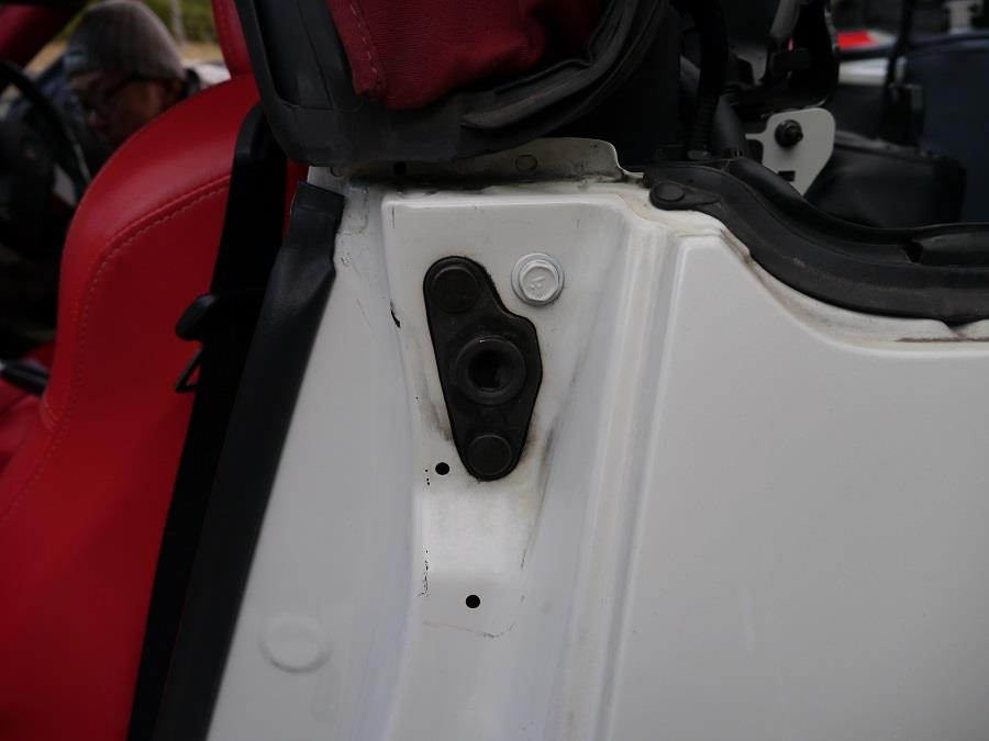 フェアレディZ33ロードスター 幌交換 オープンカー クロス幌専門店MALIBU