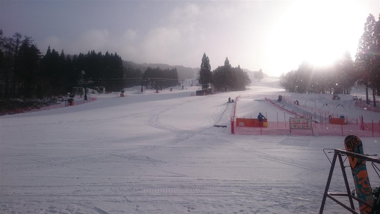 鷲ヶ岳 スキー 場 天気