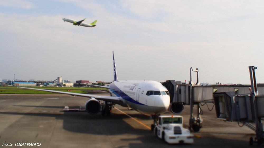 宮崎空港 ANA602