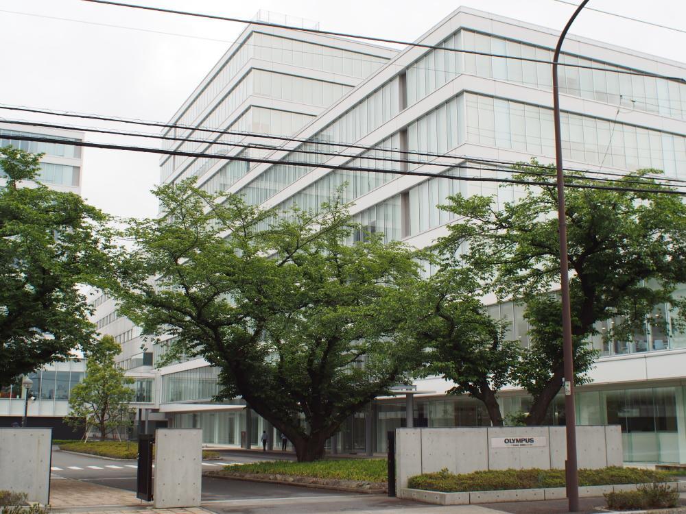 オリンパス技術開発センター石川③