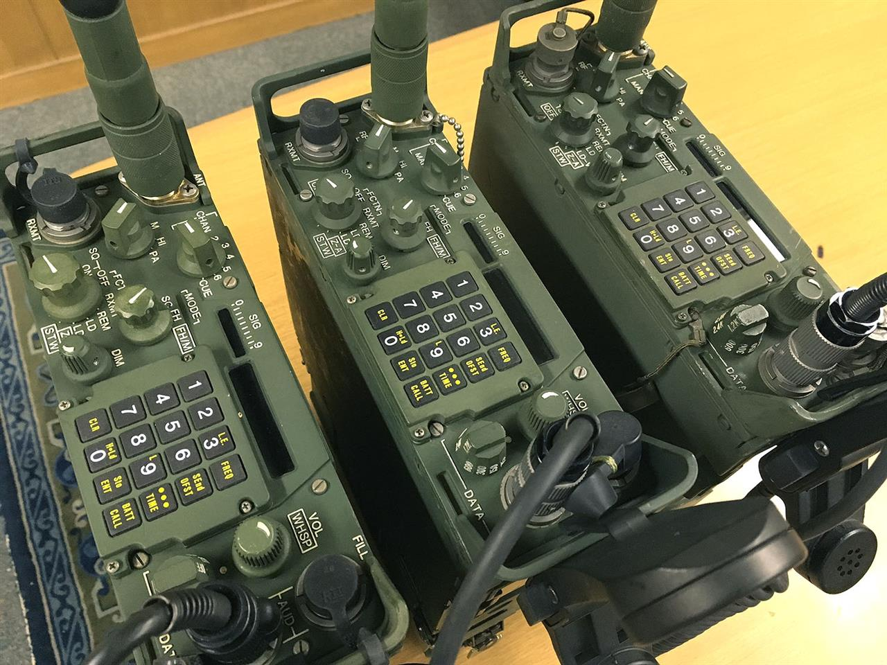 米軍軍用無線機PRC-119&126」Tomosan/Tokyoのブログ
