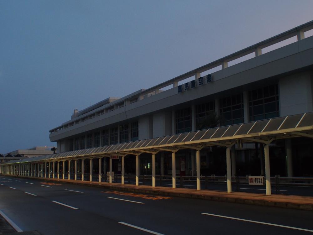 鹿児島空港①