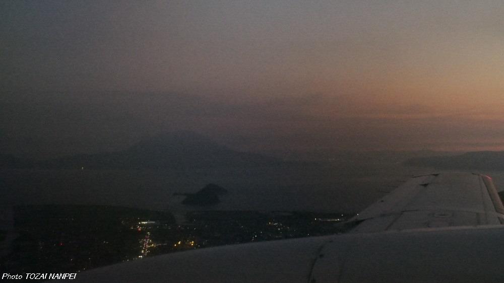 奄美空港 JAC3734 SAAB340B⑬