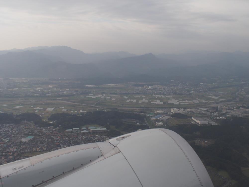 宮崎空港 ANA602 A321②