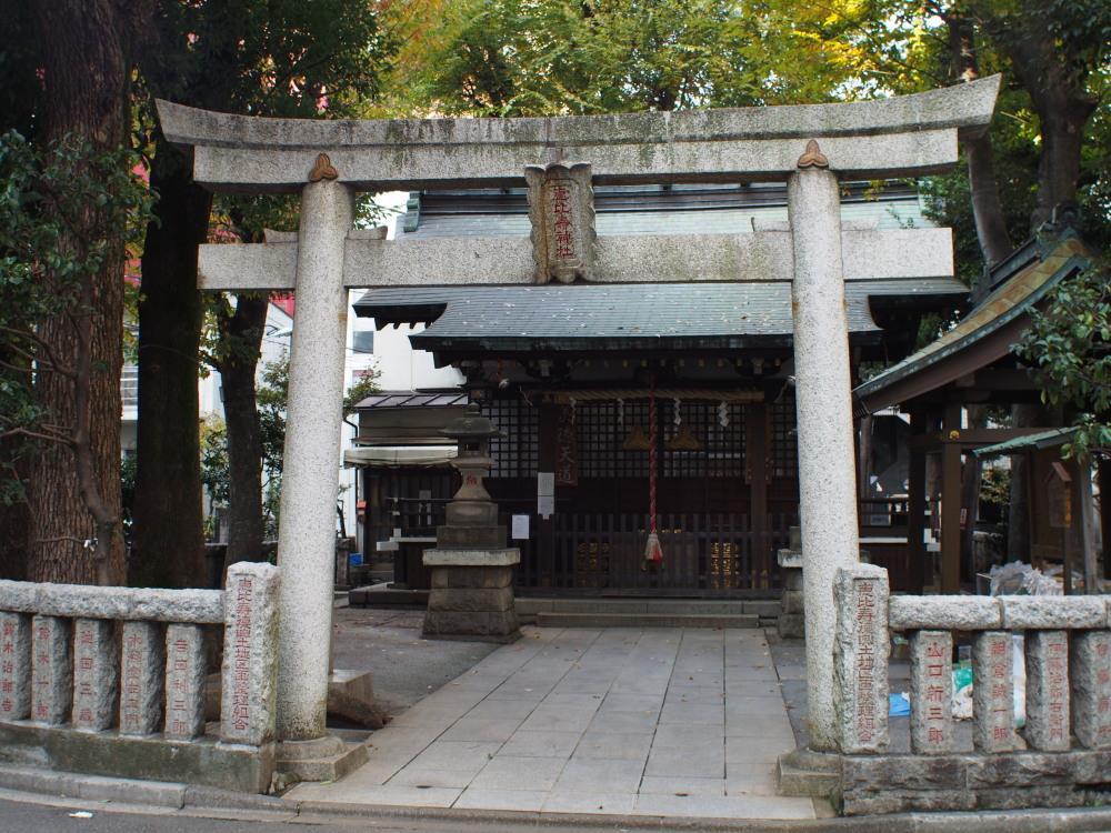 恵比寿神社①