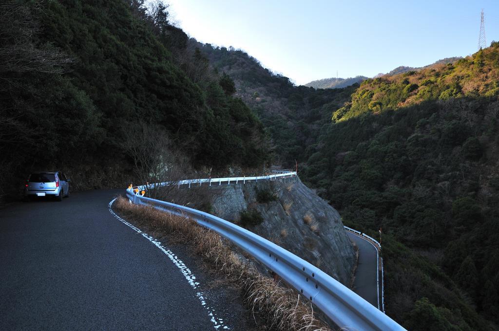 真冬の四国方面② 徳島県道・香川...