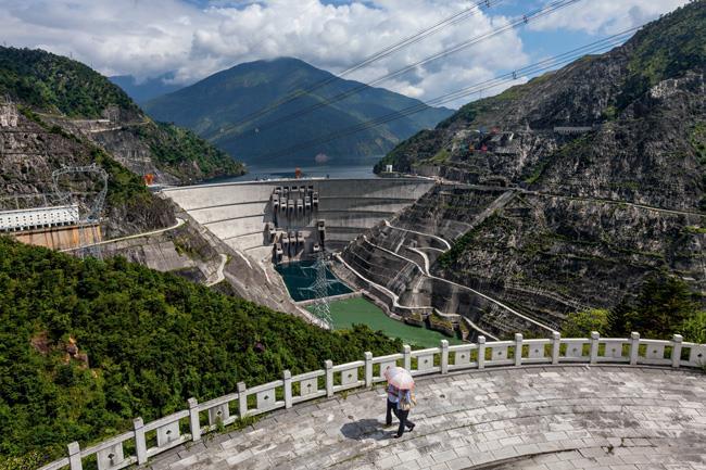 小湾(シアオワン)ダム
