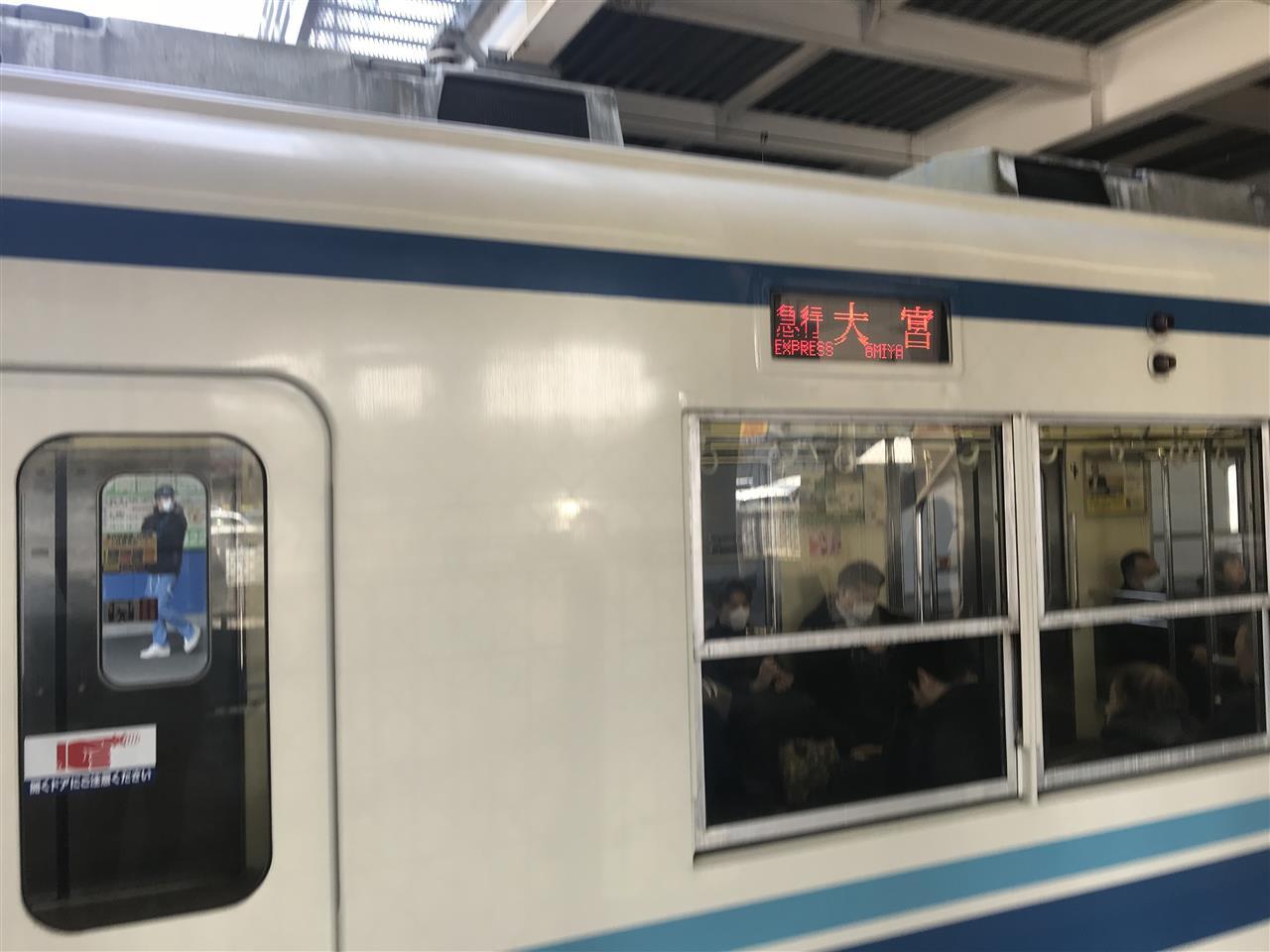 線 急行 野田 東武
