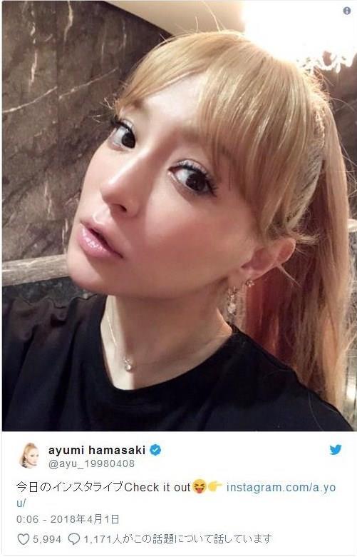 やっぱりあゆは永遠のカリスマ 浜崎あゆみから学ぶヘアスタイル集