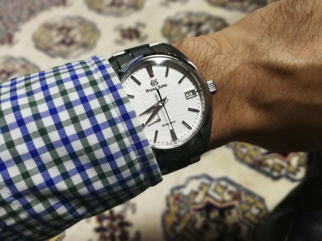 quality design 2ade7 87611 腕時計の物欲発動回収 ・・・買ってしまいました」くののブログ ...