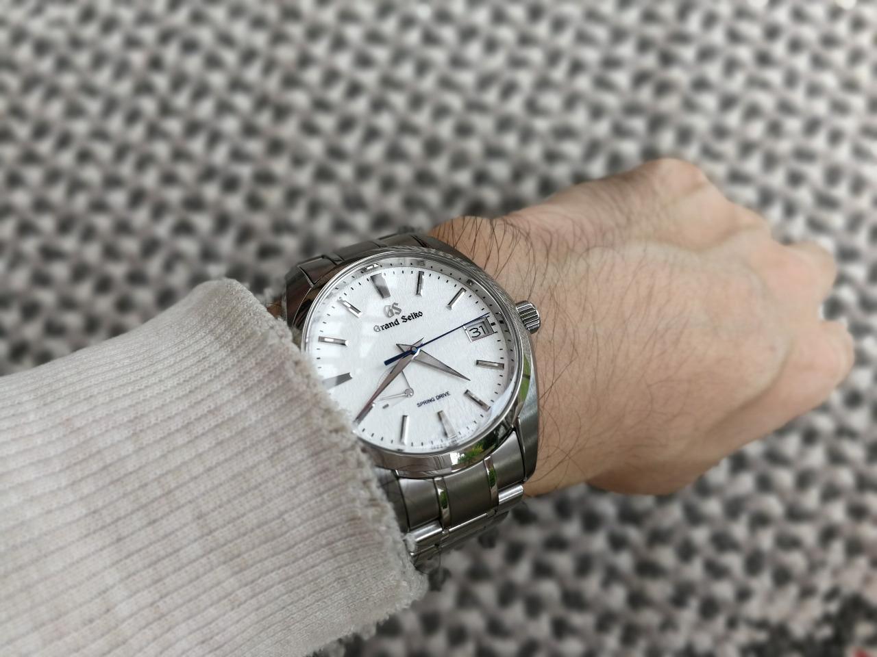 quality design c65a3 90c6d 腕時計の物欲発動回収 ・・・買ってしまいました」くののブログ ...