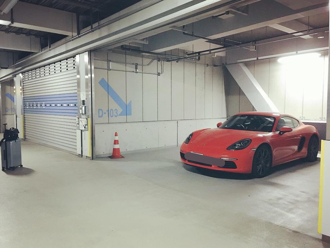 駐 車場 空港 羽田