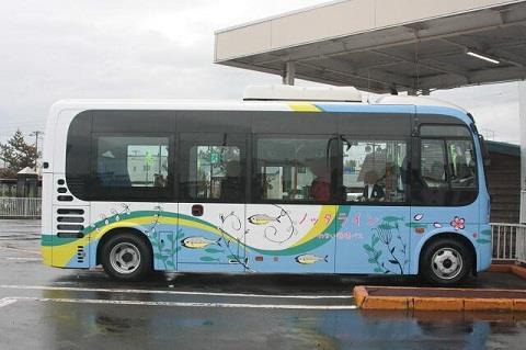 岩内 バス