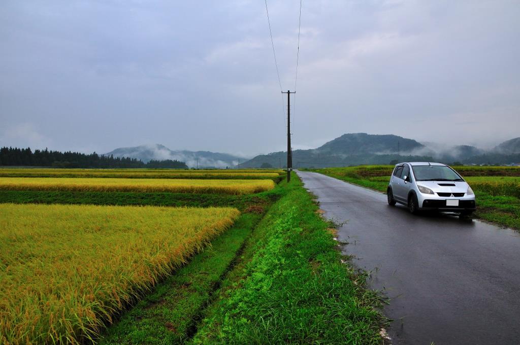 秋の福島・新潟巡り① JR磐越西線...