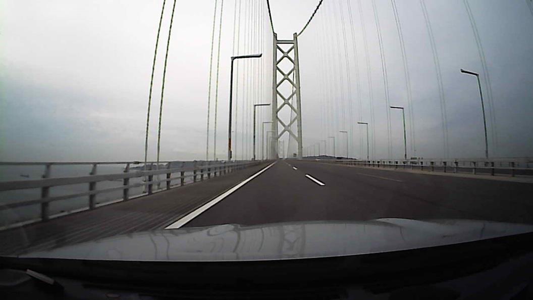 これは明石海峡大橋